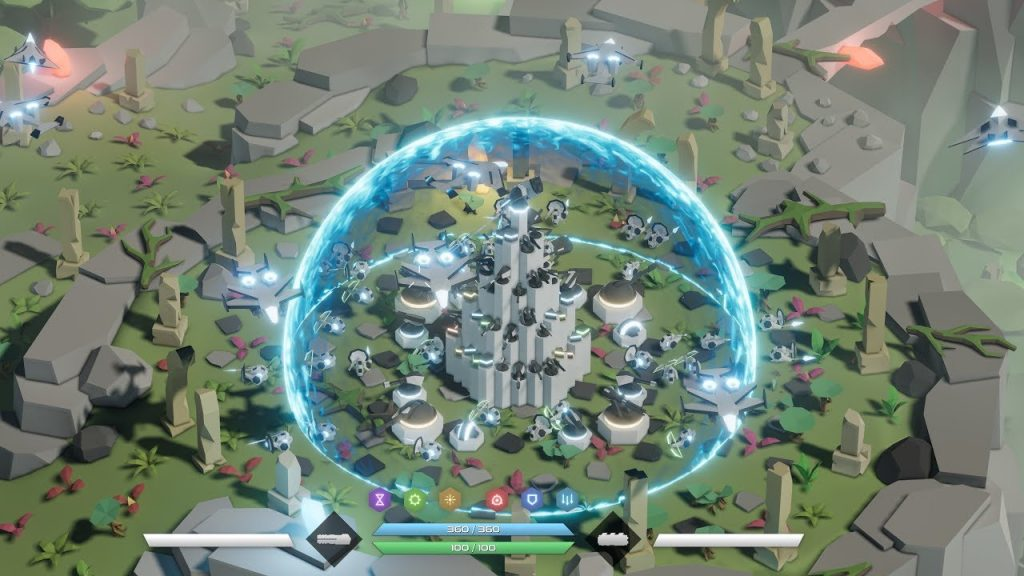 Taur tower defense gameplay