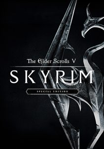 The Elder Scrolls Skyrim Special Edition cover2
