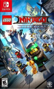 The LEGO Ninjago Movie – Video Game cover