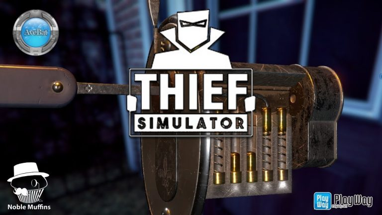 Thief Simulator cover