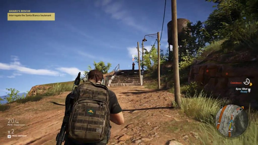 Tom Clancy's Ghost Recon Wildlands Ultimate Edition gameplay