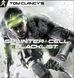 Tom Clancy's Splinter Cell Blacklist cover