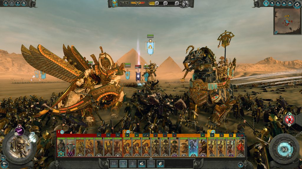 Total War WARHAMMER II gameplay