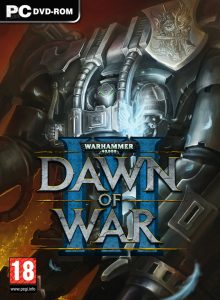 Warhammer 40,000 Dawn of War III cover