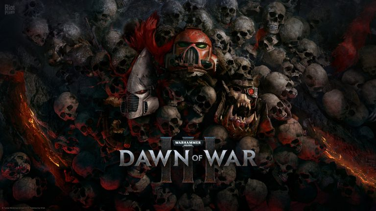 Warhammer 40,000 Dawn of War III cover2