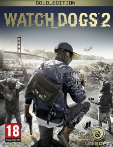 Watch Dogs 2 Gold Edition cover