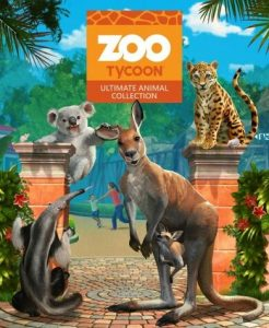 Zoo Tycoon Ultimate Animal Collection cover