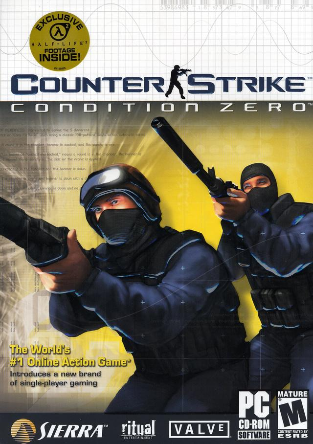Counter Strike 2.1 CSGO WarZone