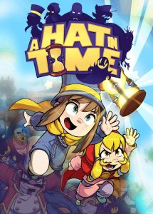 A Hat in Time Ultimate Edition cover