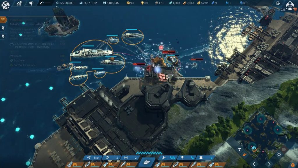Anno 2205 Gold Edition gameplay2