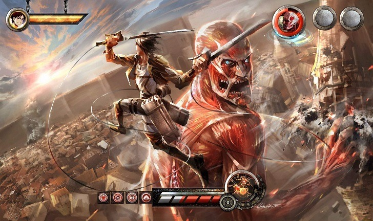Attack on Titan 2 Final Battle gameplay