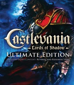Castlevania Lords of Shadow cover