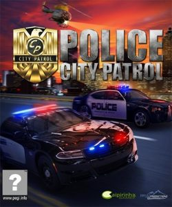 City Patrol Police cover