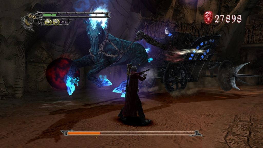 Devil May Cry HD Collection gameplay