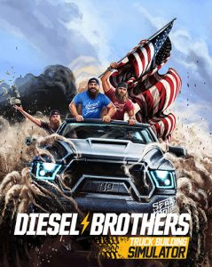 Diesel Brothers Truck Building Simulator cover