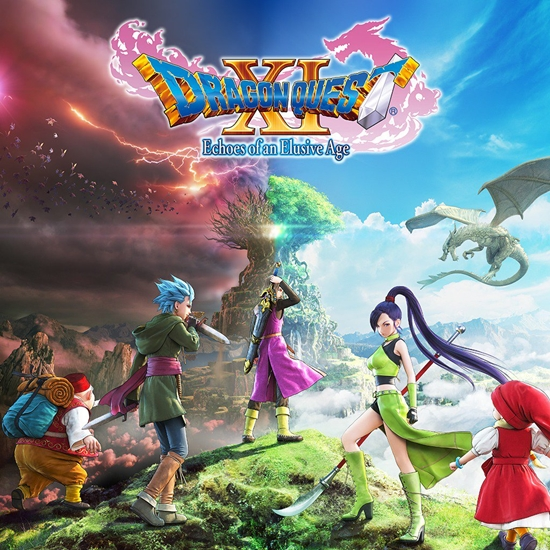 Dragon Quest XI : Echoes of an Elusive Age
