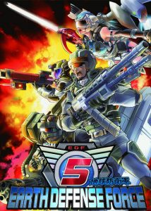 Earth Defense Force 5 cover