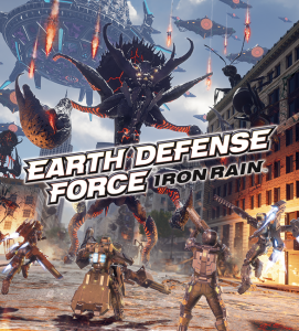 Earth Defense Force Iron Rain cover