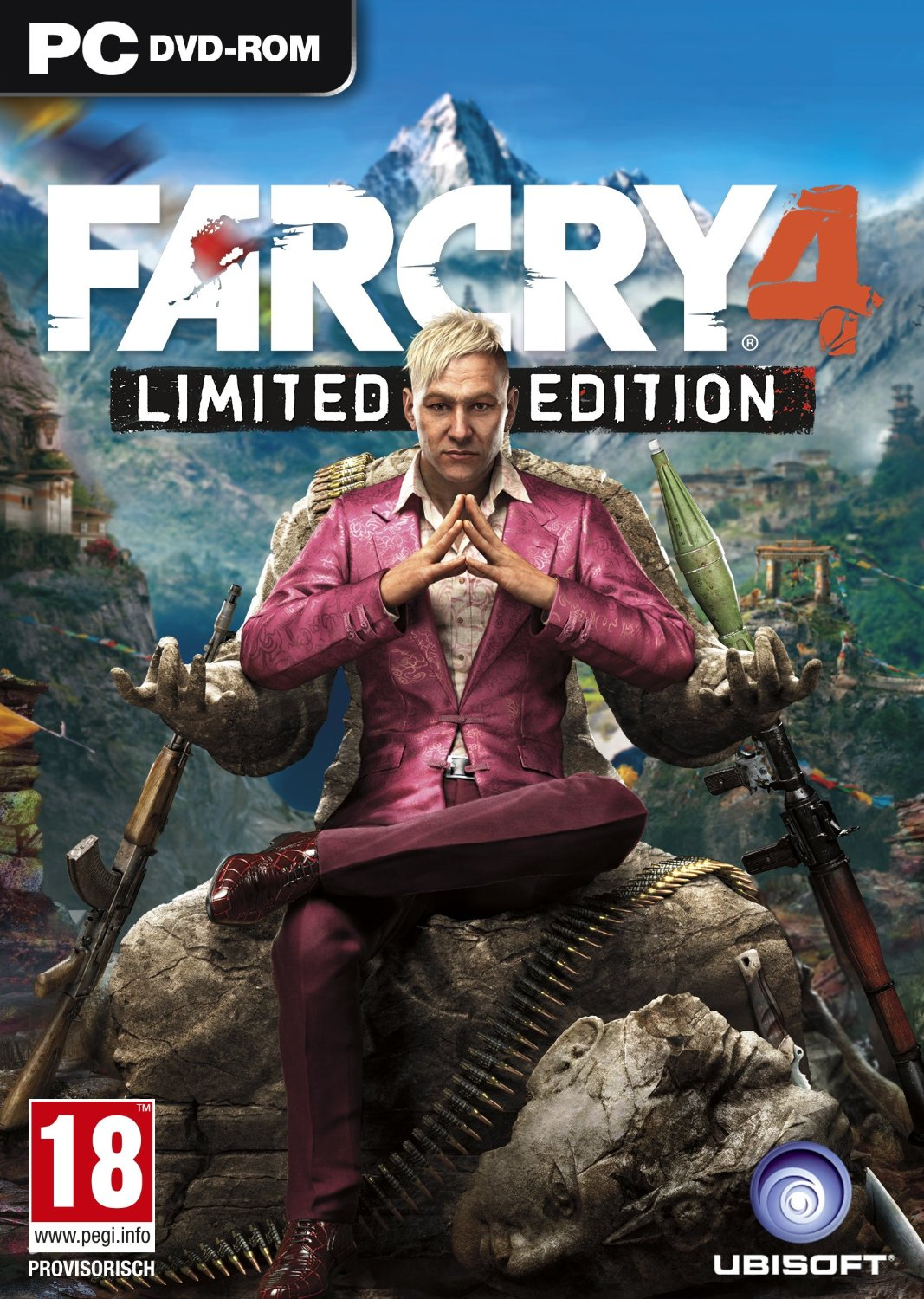 Far Cry 4 : Gold Edition + ALL DLCs