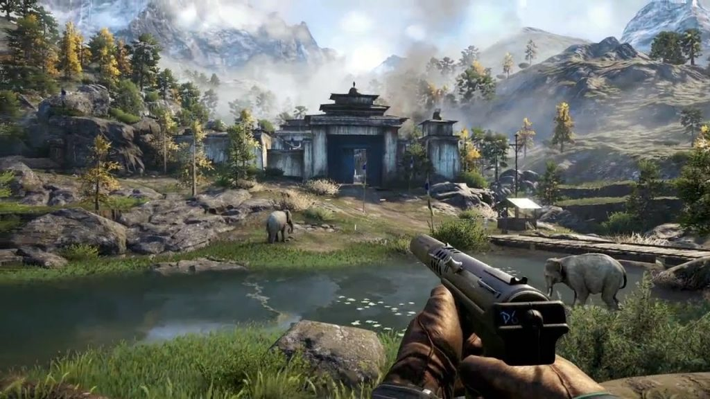Far Cry 4 Gold Edition gameplay2