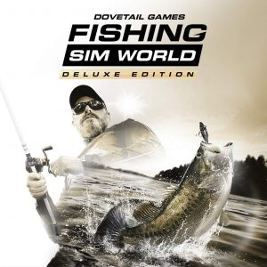 Fishing Sim World Deluxe Edition cover