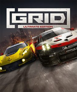 GRID Ultimate Edition cover