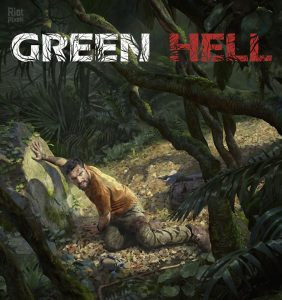Green Hell cover