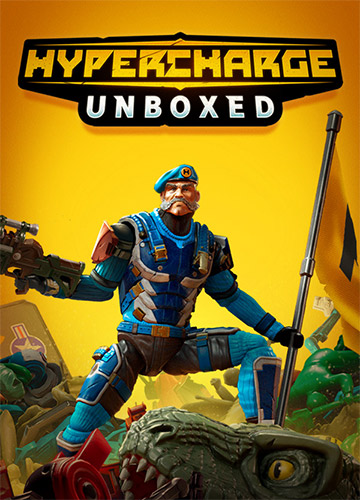 HYPERCHARGE : Unboxed + DLC