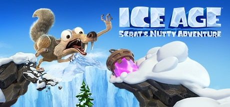 Ice Age Scrat's Nutty Adventure cover2