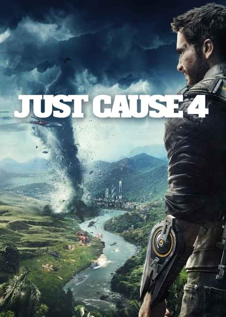 Just Cause 4 : Day One Edition