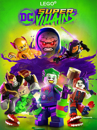 LEGO DC Super-Villains + 10DLCs