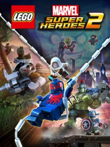 LEGO Marvel Super Heroes 2 cover