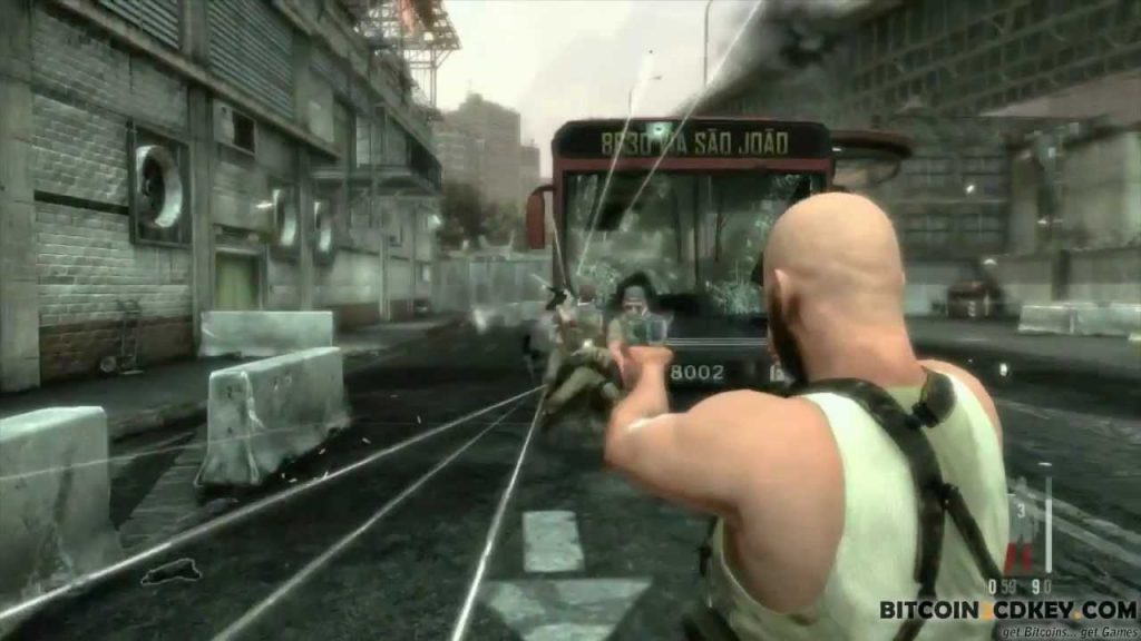 Max Payne 3 Complete Edition gameplay