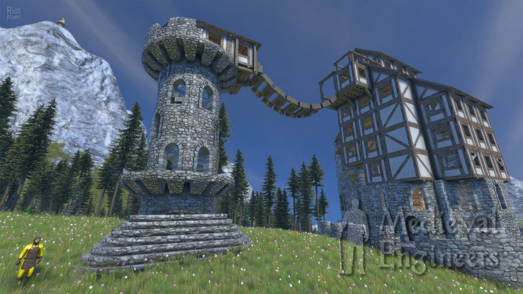 Medieval Engineers gameplay2