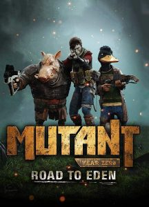 Mutant Year Zero Road to Eden cover