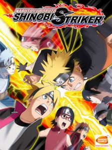 Naruto to Boruto Shinobi Striker cover