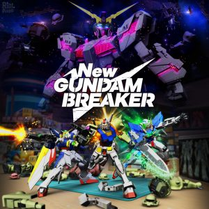 New Gundam Breaker cover