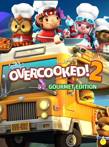 Overcooked! 2 : Gourmet Edition + All DLCs