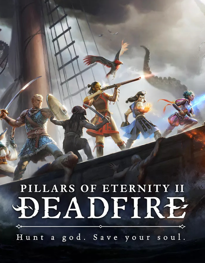 Pillars of Eternity II Deadfire cover