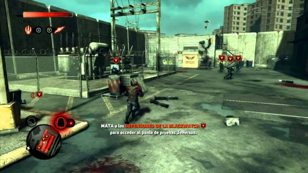 Prototype 2 RADNET Edition gameplay2
