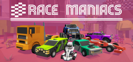Race Maniacs cover