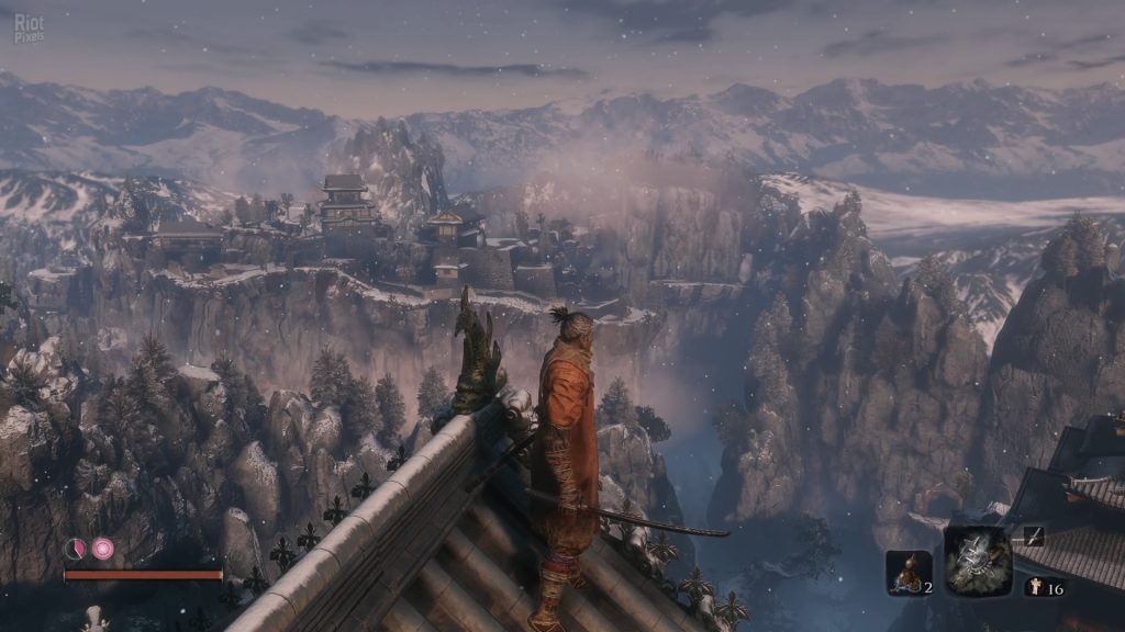 Sekiro Shadows Die Twice gameplay2