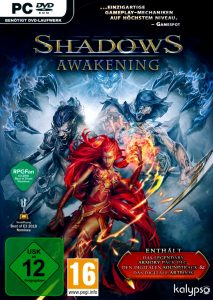 Shadows Awakening cover