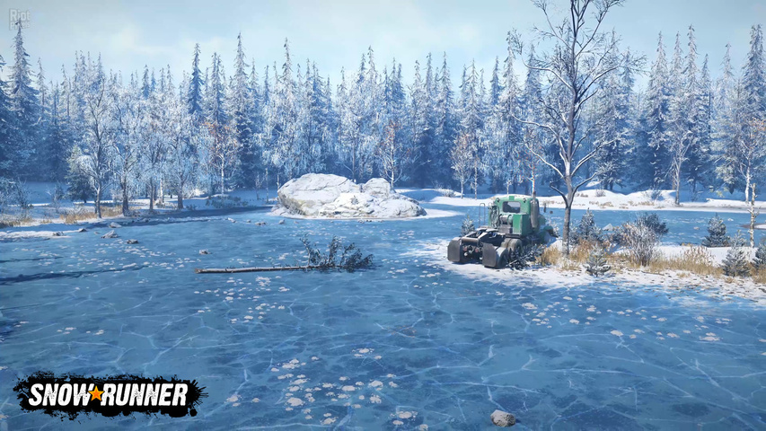 SnowRunner gameplay3