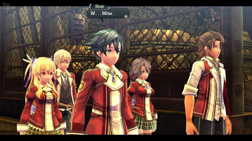 The Legend of Heroes Trails of Cold Steel gameplay