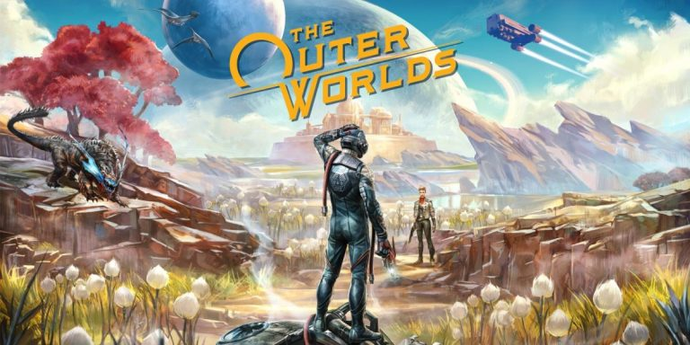 The Outer Worlds cover2