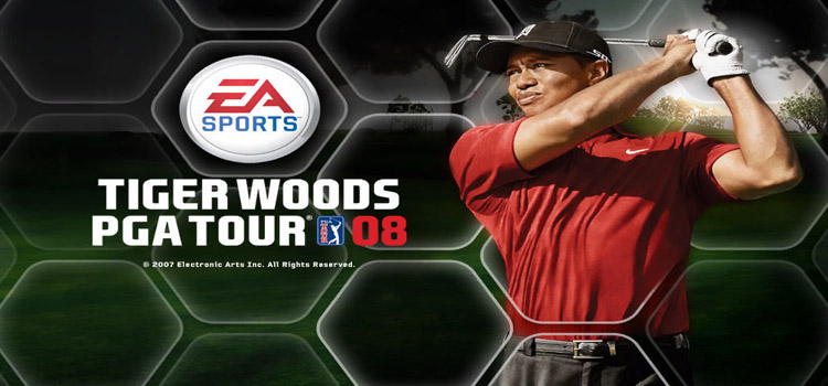 Tiger Woods PGA Tour 08 cover1