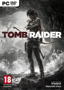 Tomb Raider 2013 cover