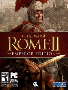 Total War Rome 2 Emperor Edition cover
