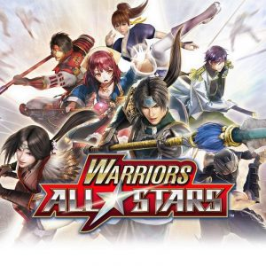 Warriors All-Stars cover